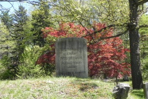 Mt. Hope CemeteryMay 2012 (c) 2012 Joanne Brokaw all rights reserved