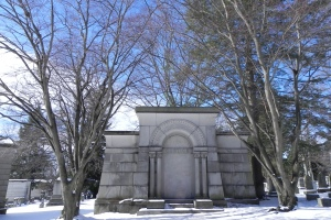 Mt. Hope CemeteryFebruary 2013 (c) 2013 Joanne Brokaw all rights reserved