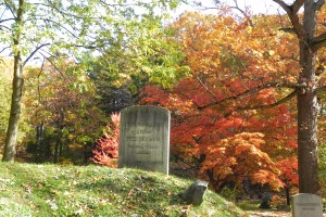 Mt. Hope CemeteryOctober 2012 (c) 2012 Joanne Brokaw all rights reserved