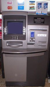 ATMs were predicted to do away with human bank tellers.