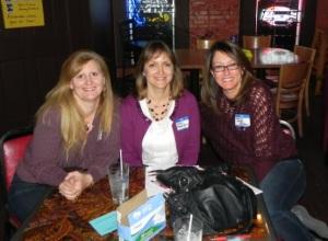 Tammy, Lisa and me