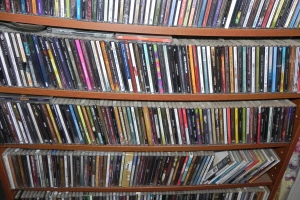 I amassed quite the collection of CDs over my years covering Christian music, most of which just collects dust.