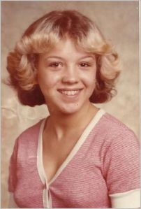 With a name, I can search for information. Here's Tammy Jo Alexander, c. 1977, the year she went missing and two years before her body was found in Caledonia. She was 13 years old when she disappeared from Florida.