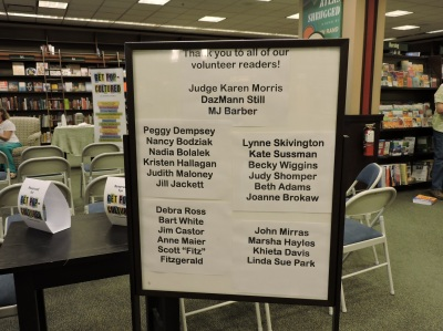BN To Kill A Mockingbird Readathon roster