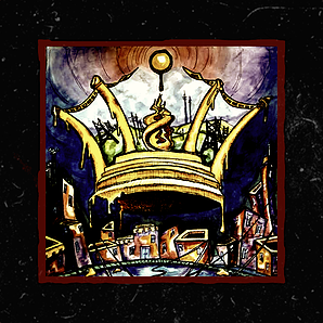 For The King is the debut album from alternative rocker Alexander Morgan, who also does the music for the Cabinet of Wonders show at this year's First Niagara Rochester Fringe Festival.