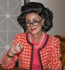 Sinda Nicholas as Ann Landers